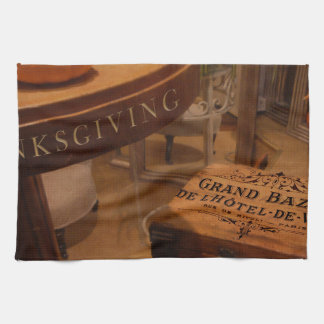 Thanksgiving Hideaway Kitchen Towel