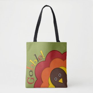 Thanksgiving hiding turkey
