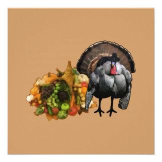 Thanksgiving Custom Invites
