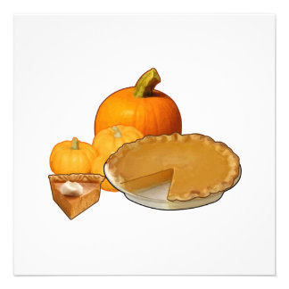 Thanksgiving Personalized Announcements