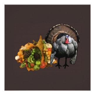 Thanksgiving Custom Invitations