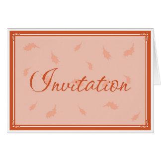Thanksgiving Invitation - 2