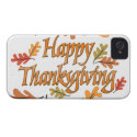 Thanksgiving iPhone 4 Case-Mate Case