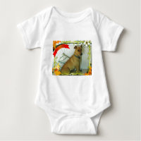 Thanksgiving items baby bodysuit