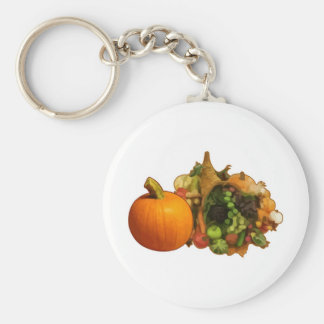 Thanksgiving Key Chain