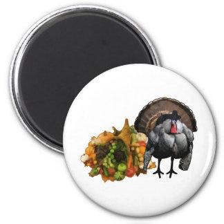 Thanksgiving Refrigerator Magnets