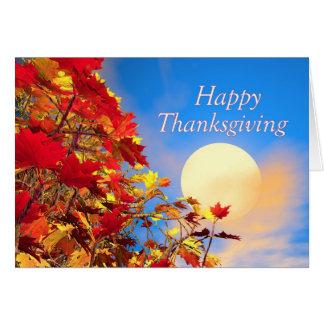 Thanksgiving Morning Card