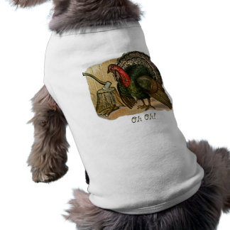 Thanksgiving Oh Oh Doggie Shirt