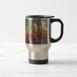 thanksgiving parade travel mug