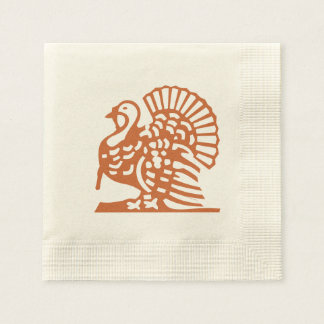 Thanksgiving Party Napkins