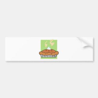 Thanksgiving Pie Bumper Stickers