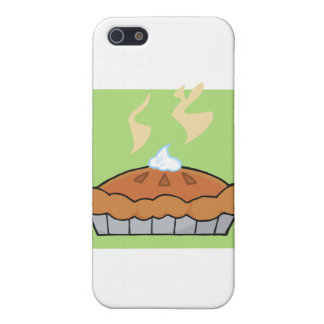 Thanksgiving Pie Case For iPhone 5