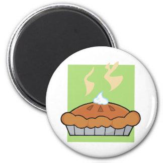 Thanksgiving Pie Refrigerator Magnets