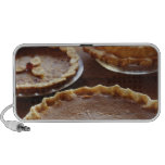 Thanksgiving pies, (Close-up) Laptop Speakers