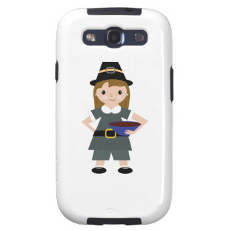 Thanksgiving Pilgrim Samsung Galaxy SIII Cover