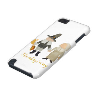Thanksgiving Pilgrim Puritan Toddler Girl and Boy iPod Touch (5th Generation) Cover