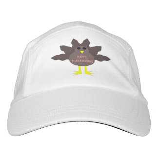 Thanksgiving Plucked Turkey Hat Headsweats Hat