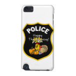 Thanksgiving Police iPod Touch 5G Cases