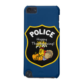 Thanksgiving Police iPod Touch (5th Generation) Case