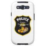 Thanksgiving Police Samsung Galaxy SIII Covers