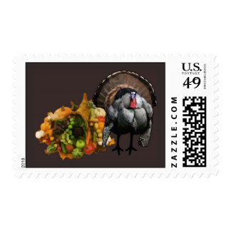 Thanksgiving Postage Stamps