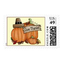 Thanksgiving Postage