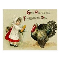 Thanksgiving Postcard