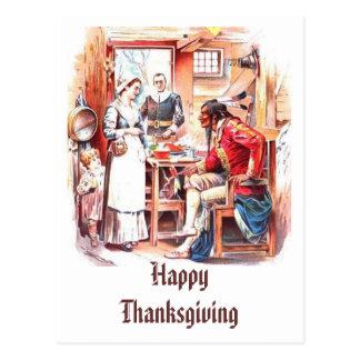 Thanksgiving Postcard Vintage