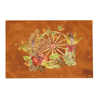 Thanksgiving Props Paper Placemats