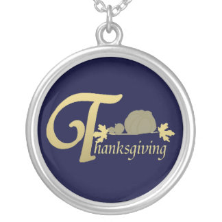 Thanksgiving - Psalm 100 Necklace