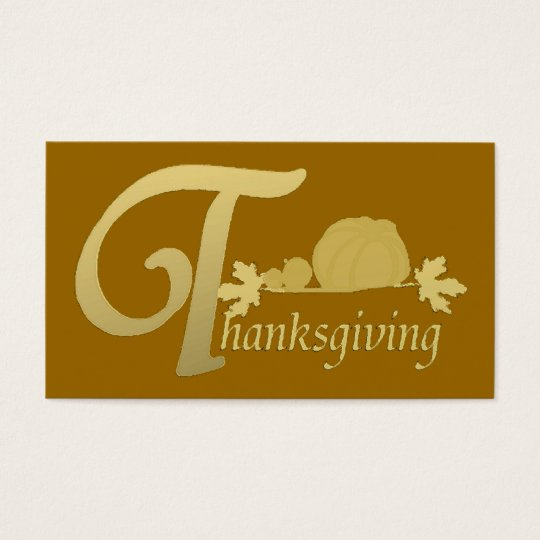 Thanksgiving - Psalm 100 - Tract Card /