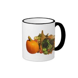 Thanksgiving Ringer Mug