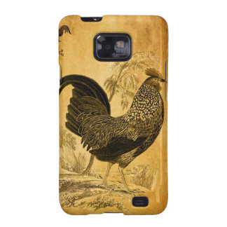 Thanksgiving Rooster Galaxy SII Case