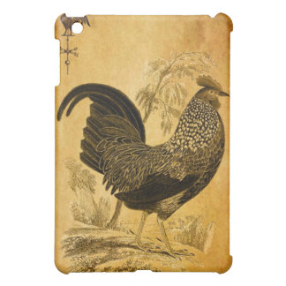 Thanksgiving Rooster iPad Mini Covers