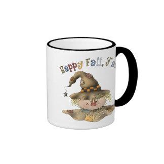 Thanksgiving Scarecrow Mug
