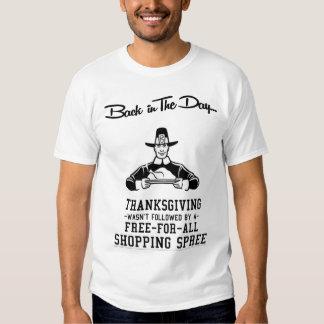 Thanksgiving Shopping Spree T Shirt