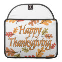 Thanksgiving Sleeves For MacBook Pro