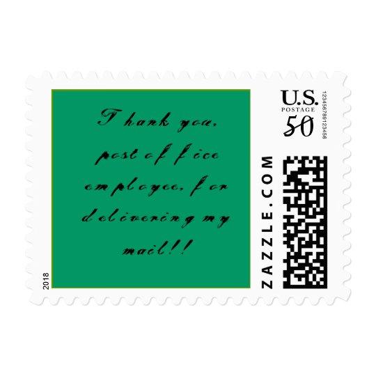 Thanksgiving stamp