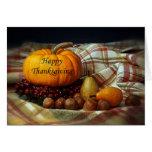 Thanksgiving Still Life Card
