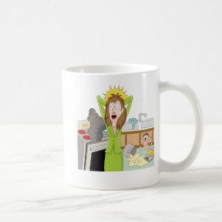 Thanksgiving Stressed Mom Coffee Mug
