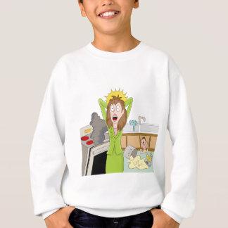 Thanksgiving Stressed Mom Sweatshirt