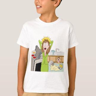 Thanksgiving Stressed Mom T-Shirt