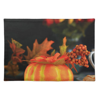 Thanksgiving table cloth placemat