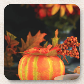 Thanksgiving table coaster