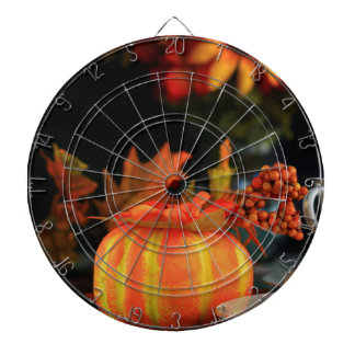 Thanksgiving table dartboard