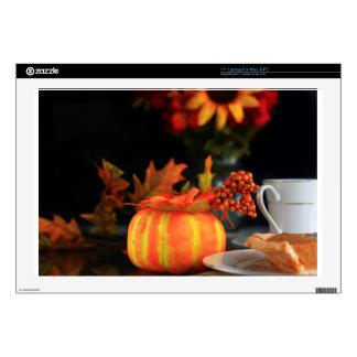 """Thanksgiving table skins for 17"""" laptops"""