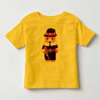 THANKSGIVING,TEDDY BEAR toddler tee