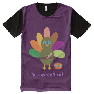 Thanksgiving Time! All-Over-Print Shirt