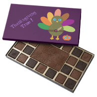 Thanksgiving Time ! Assorted Chocolates