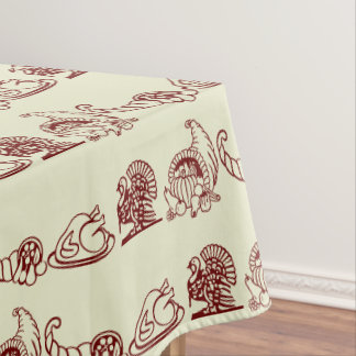 THANKSGIVING TRADITIONAL table cloth Tablecloth